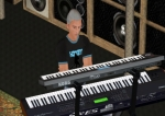Mark on the virtual ivories