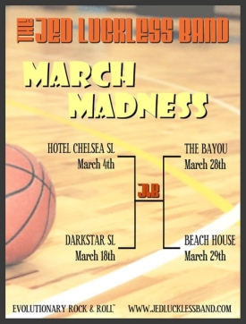 JLB March Madness Contest!